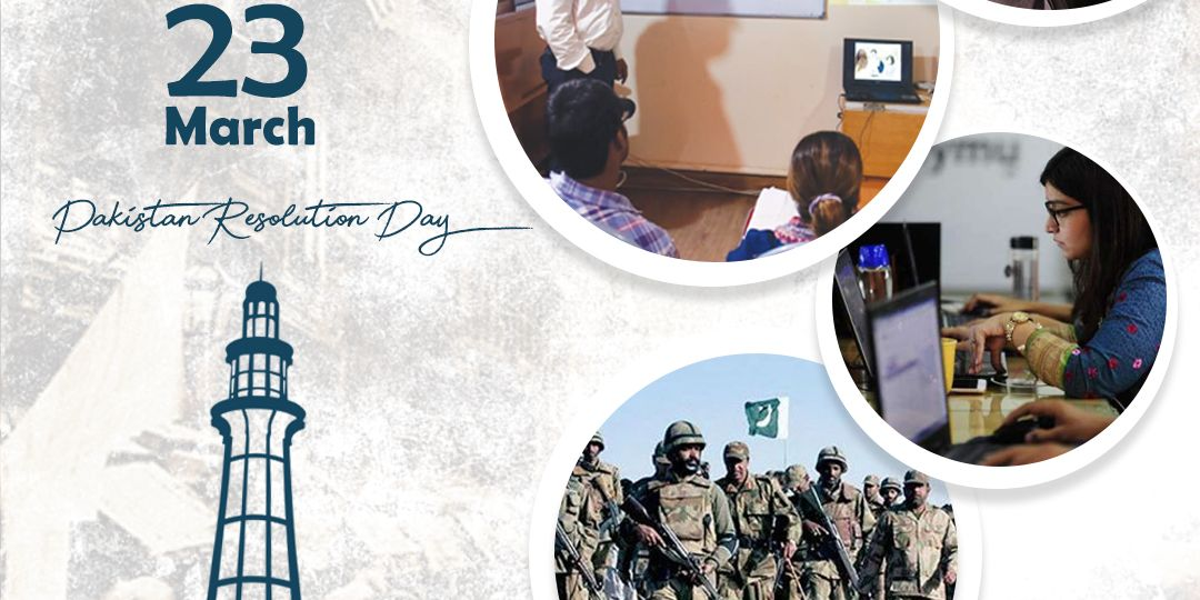 pakistan resolution day-23 March 1940